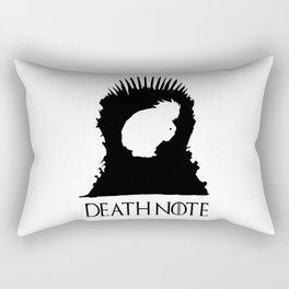 L from Death Note Rectangular Pillow