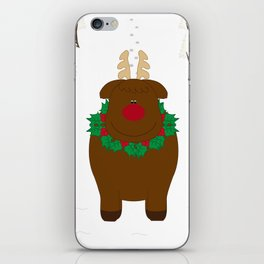 Reindeer  iPhone Skin
