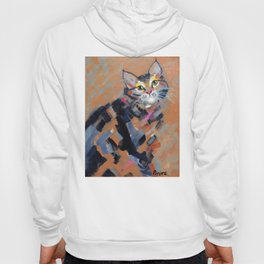 Stripes and Strokes Hoody