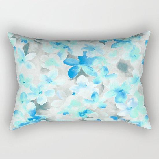 Floral 03 Rectangular Pillow