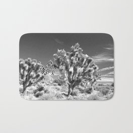 Joshua Trees Bath Mat