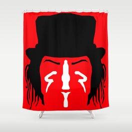 Dead Man Shower Curtain