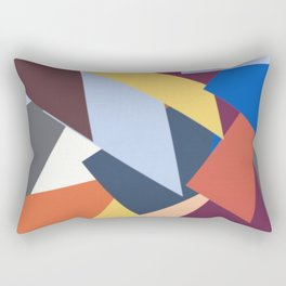Abstract No 451 By Chad Paschke Rectangular Pillow