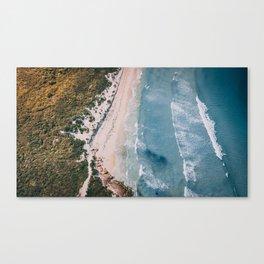 Fresh to Depth Canvas Print