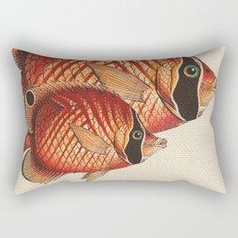 Fish Classic Designs 2 Rectangular Pillow