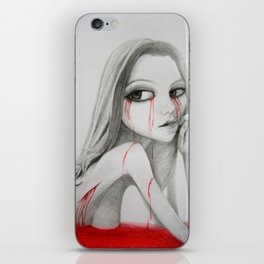 keep on rotting in the free world iPhone Skin