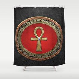 Kemet Design35 Shower Curtain