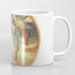 Star of Bethlehem from The Flower Book (1905) by Sir Edward Burne-Jones Coffee Mug