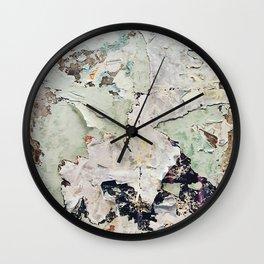 PALIMPSEST, No. 22 Wall Clock
