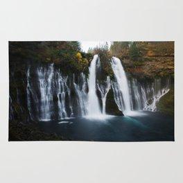 Burney Waterfalls Rug