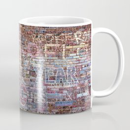 This is the year | Noriko Aizawa Buckles Coffee Mug
