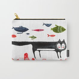 A flew Carry-All Pouch