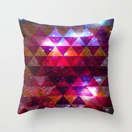 DISTURBANCE Throw Pillow