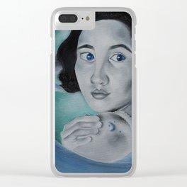 Ofelia, Princess of the Underworld Clear iPhone Case