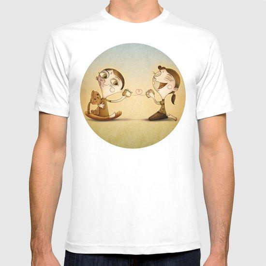 Phone T-shirt