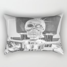 Ford Model T Hot Rod Automotive Art by Murray Bolesta Rectangular Pillow