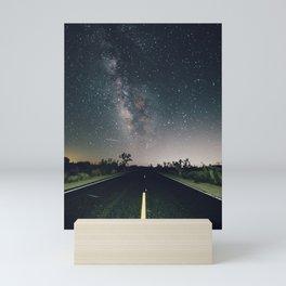 Aliens Exist - Joshua Tree Milky Way Mini Art Print