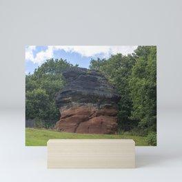 Hemlock Stone Mini Art Print