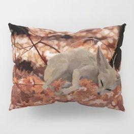 When a little fox sleeps Pillow Sham