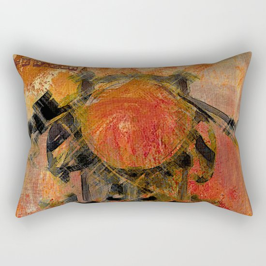 Cafe Racer Rectangular Pillow