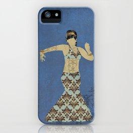 Belly dancer 4 iPhone Case