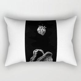 Egyptian Deities: Ammit Rectangular Pillow
