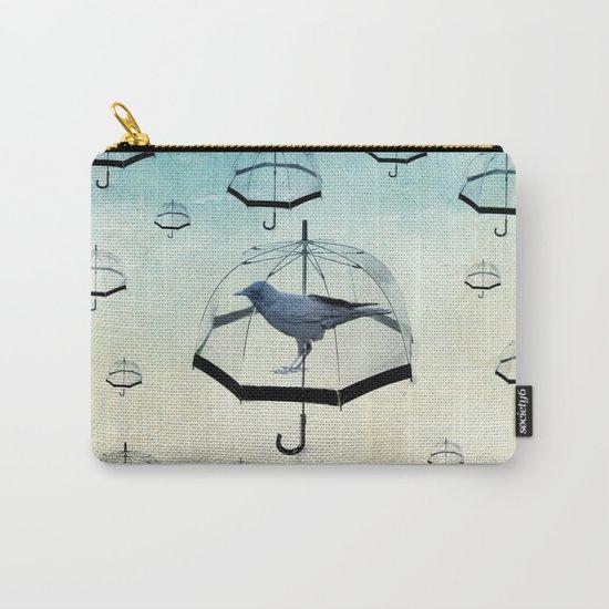 raven rain Carry-All Pouch