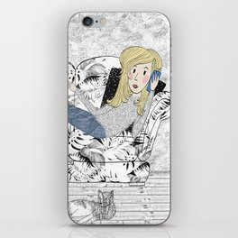 Chat iPhone Skin