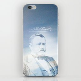 Superstitions. Grant. 1822-1885. iPhone Skin
