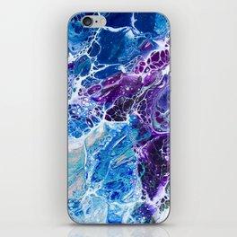 Iridescent Mermaid iPhone Skin