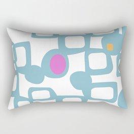 Futura #society6 #pattern #buyart Rectangular Pillow