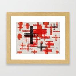 Campo Marzio Framed Art Print