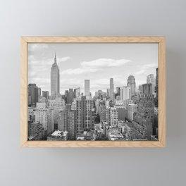 New York New York Framed Mini Art Print