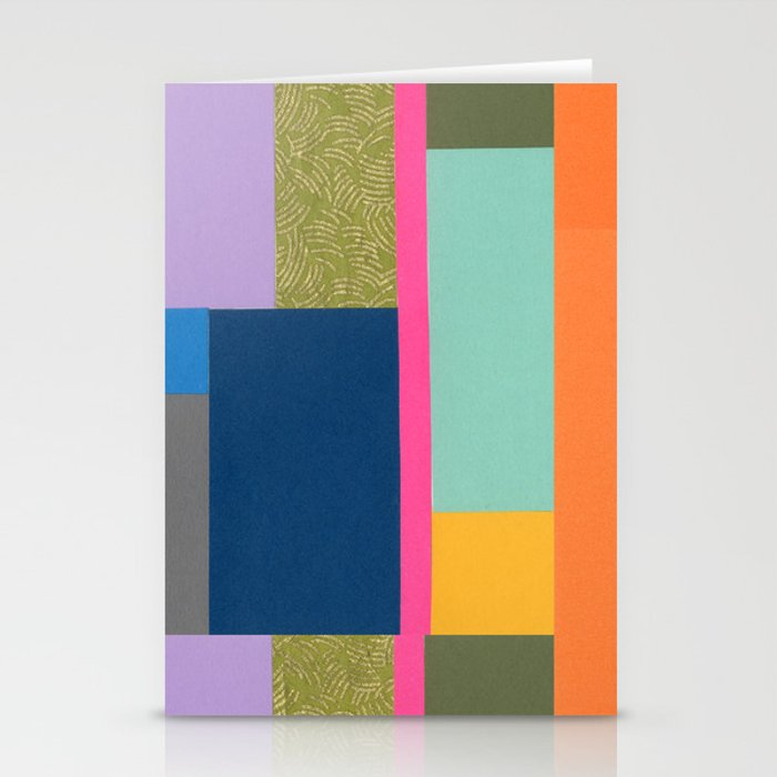 Bauhaus Revisited Stationery Cards