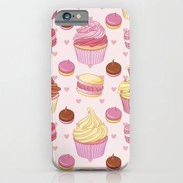 Pink Dessert iPhone Case