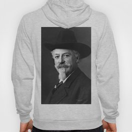 "William F. Cody (aka) ""Buffalo Bill"" Hoody"