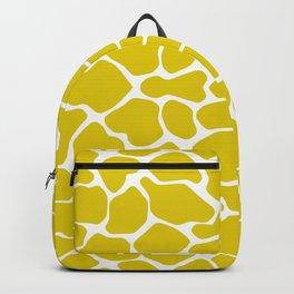 Golden Poppy Safari Giraffe Backpack
