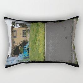 House on The Esplanade Rectangular Pillow