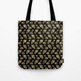 Turkish tulip - Ottoman tile pattern 3 Tote Bag
