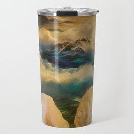 Sea Shell Still Life Travel Mug
