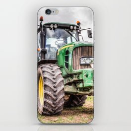 Tractor 2 iPhone Skin