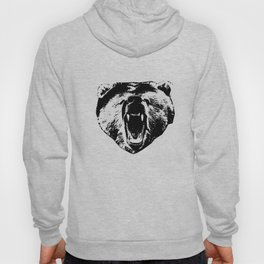 Bear Face Hoody