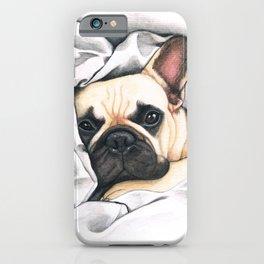 French Bulldog - F.I.P. - Miuda Frenchie iPhone Case