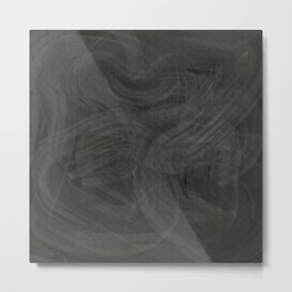 Swirls In Void Metal Print