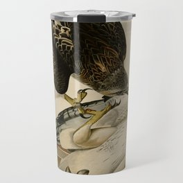 Red-tailed Hawk Travel Mug