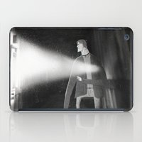 silent hill iPad Cases featuring James Sunderland from Silent Hill 2 by Peerro