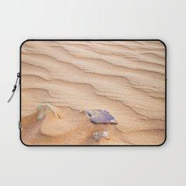 Sand Ripples in the Sahara Desert Laptop Sleeve