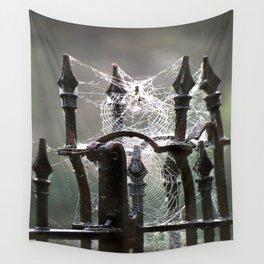 """""""Tangled Webs"""" jjhelene design Wall Tapestry"""