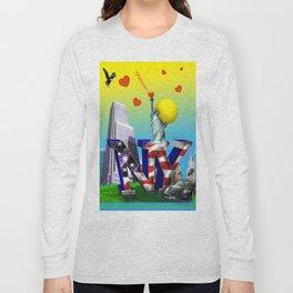 NY Long Sleeve T-shirt