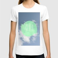 cloud T-shirts featuring CLOUD by Jackson Todd
